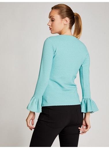 Vekem-Limited Edition Bluz Yeşil